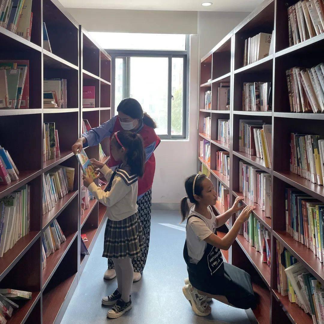 描写图书馆环境的优美句子【小学生描写图书馆环境的句子】