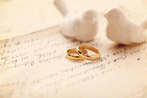结婚祝福语创意幽默【结婚祝福语高级一点的】