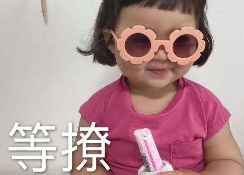 小女孩说说短句子【发表宝宝可爱说说】