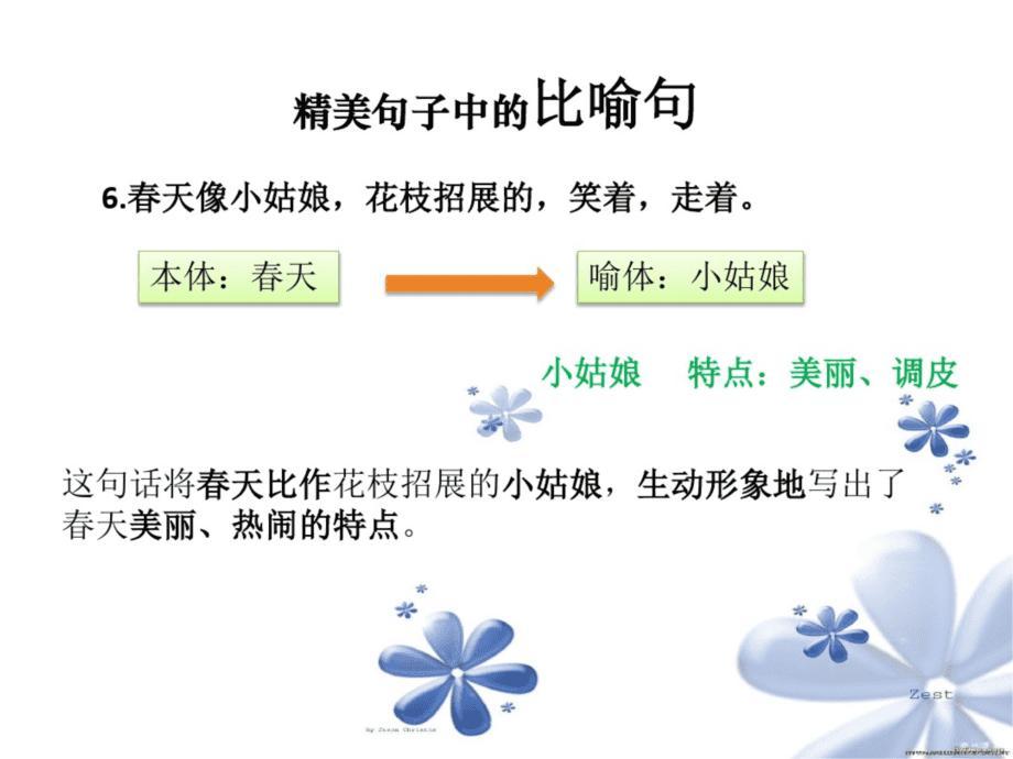 春句子赏析比喻【春句子赏析】